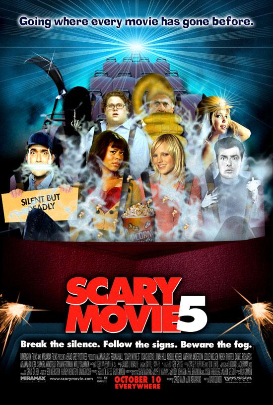 Очень страшное кино 5 2011